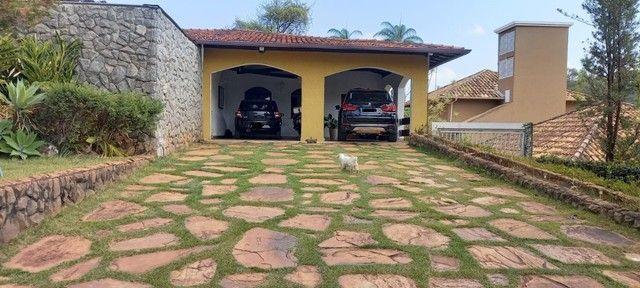 Casa de condomínio à venda com 3 dormitórios em Braúnas, Belo horizonte cod:50675