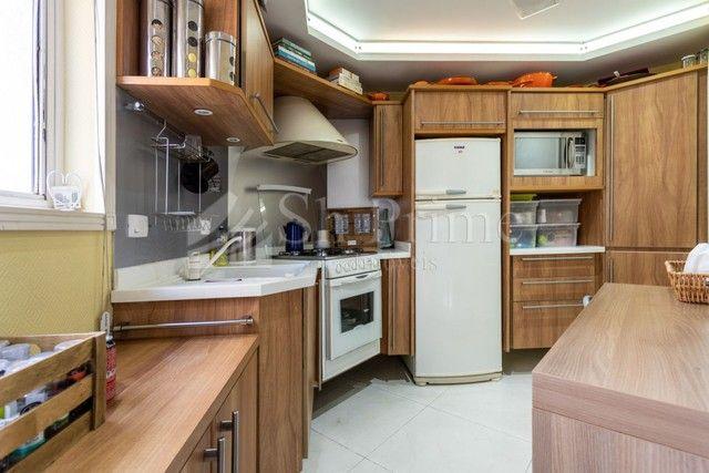 Cobertura Duplex para aluguel no Jardins, 4 dormitorios e 5 vagas - Foto 9