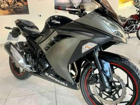 Kawasaki Ninja 300 2015 - Impecável!!! - Foto 3