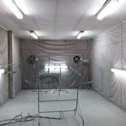 Oficina Chapeação e Pintura completa Lajeado RS - 16 anos no local