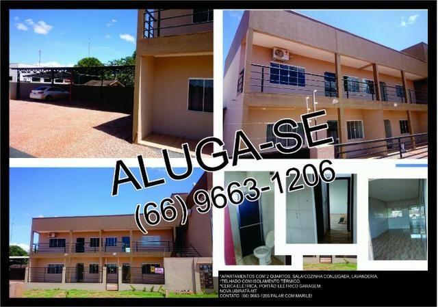 Apartamento para locação em Nova Ubiratã-MT