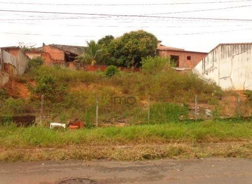 Terreno residencial à venda, Jardim Irene, Iperó.
