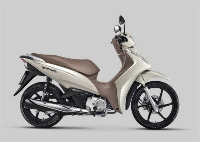 Honda Biz 2018 Motos Cidade Nova Ananindeua 494965791 Olx
