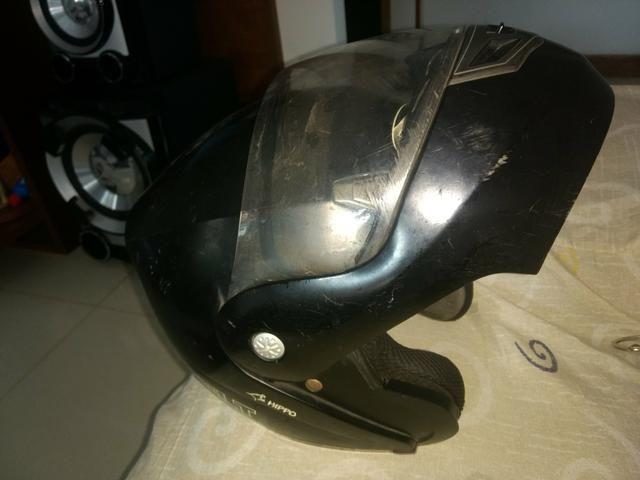 Vendo capacete Robocop