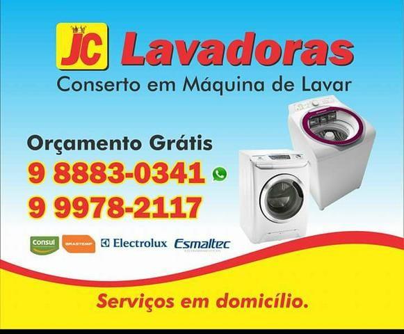 JC Lavadoras Conserto em máquina de lavar - Foto 2