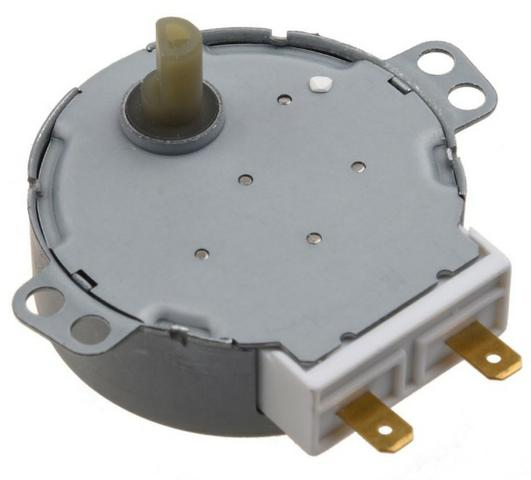 COD-CP75 Motor Micro ondas 49TYZ-A2 Ac 220-240V CW/CCW 4 W 4 Rpm - Chocadeira Arduino A