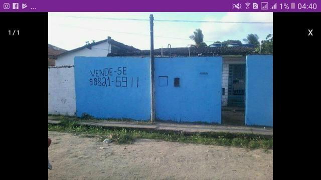 Vendo casa no Cruzeiro do Sul- QUITADA