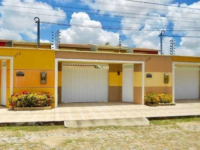 Lindas casas no centro do Eusébio, 4 QUARTOS 3 suítes - Foto 13