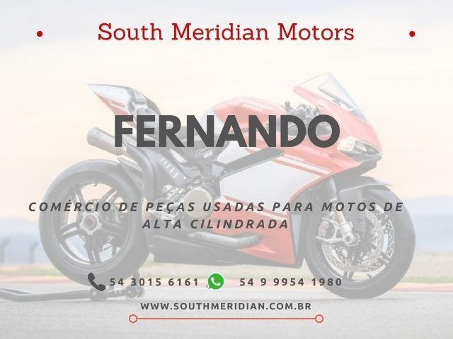 Moto P/ Retiradas De Peças/sucata Suzuki Dl 650 V-Strom 2010 - Foto 6