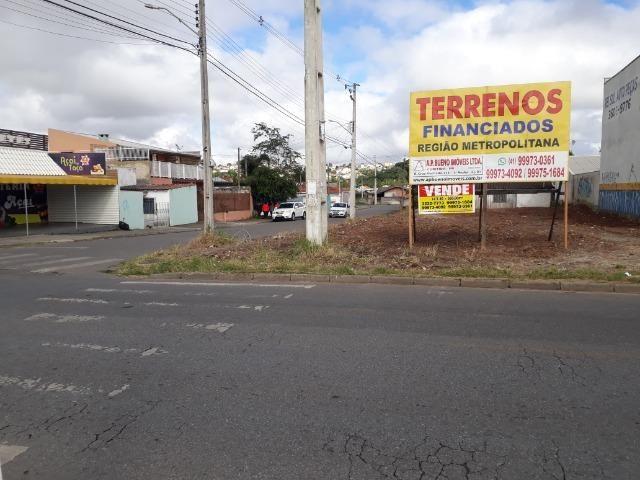Terreno Comercial- Jardim Guaraituba- Colombo- 560m2 esquina- R$450.000,00 - Foto 5