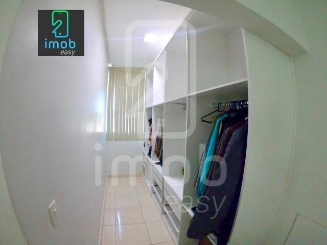 Residencial Tapajós linda casa com 3 suítes piscina e edícula (aceita financiar) - Foto 8