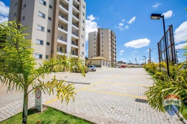 Apartamento Res. Colinas de Andaluzia, Cosmópolis. - Foto 19