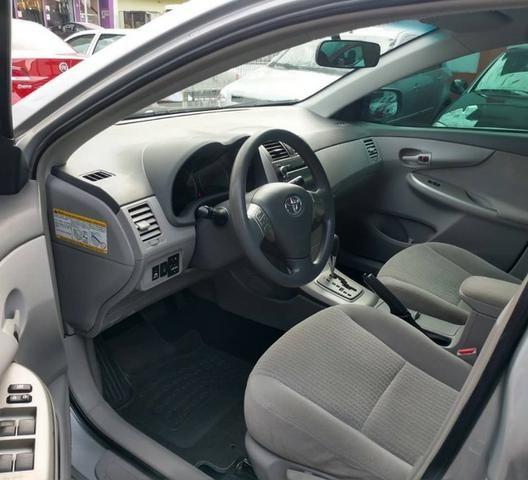 Toyota Corolla GLI 1.8 Automatico 2010 - Foto 3