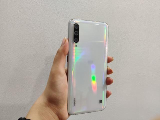 Xiaomi MI A3 - 4GB Ram Dual 128 GB Cinza/Azul - Foto 3