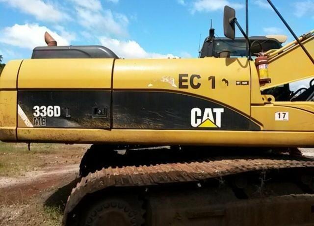Escavadeira Hidraulica Caterpillar 336 DI - Foto 2