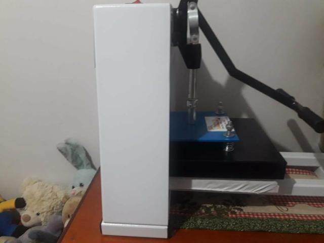 Vendo uma máquina de estampas - Foto 4
