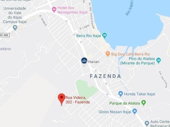 Ja foi alugada - Kitnet mobiliada bairro Fazenda proximo ao centro de Itajaí sem fiador - Foto 6
