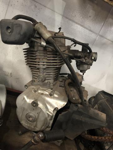 Motor cg fan 125 2008
