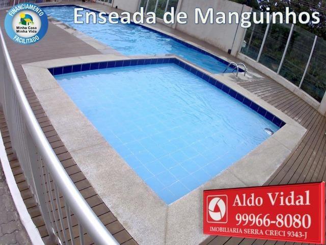 ARV40- Apartamento 2Q com suíte Varanda Piscina Club Completo - Foto 19
