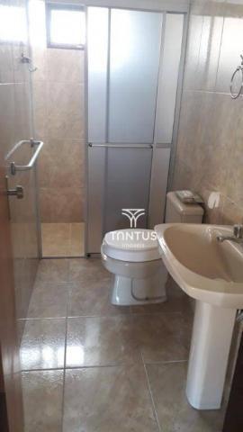 Sobrado com 3 dormitórios à venda, 115 m² por r$ 615.000 - santa cândida - curitiba/pr - Foto 13