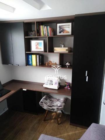 Apartamento com 2 dormitórios à venda, 50 m² por r$ 240.000 - pinheirinho - curitiba/pr - Foto 9