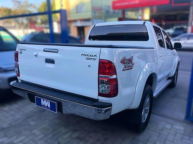 Toyota Hilux SRV - Foto 4