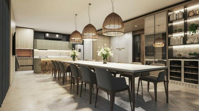 Apartamento em Jurerê Novo Residencial Vilas do Lago!!!! - Foto 4