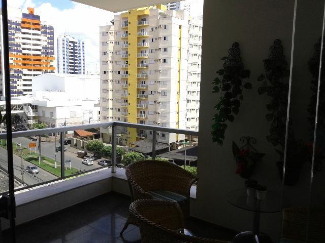 Apartamento América do Norte - Jardim das Américas Sol da manhã - Foto 9