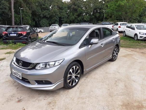 Honda Civic LXR 2.0 (Aut)