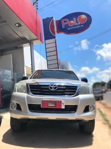 Toyota Hilux SRV 2.7 Flex 13/13 - Foto 6