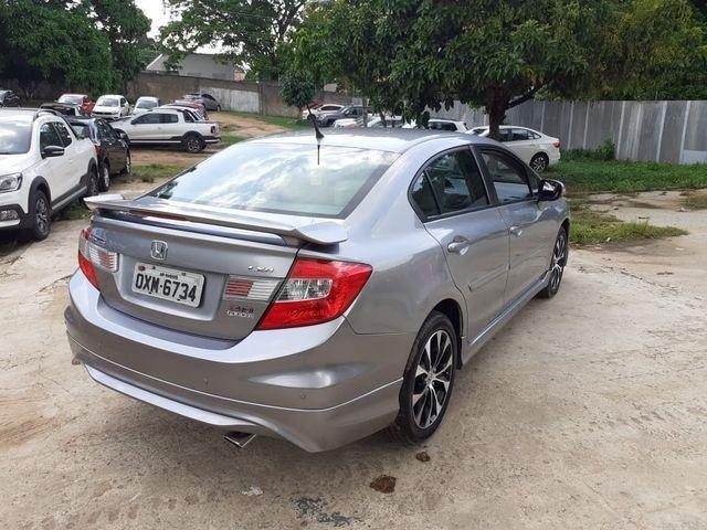 Honda Civic LXR 2.0 (Aut) - Foto 4