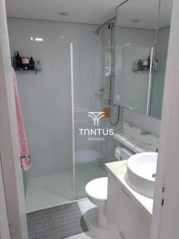 Apartamento com 2 dormitórios à venda, 50 m² por r$ 240.000 - pinheirinho - curitiba/pr - Foto 10