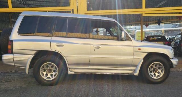 Mitsubishi Pajero 1999/1999 3.0 GLS 4X4 V6 24V Gasolina 4P Automático - Foto 4