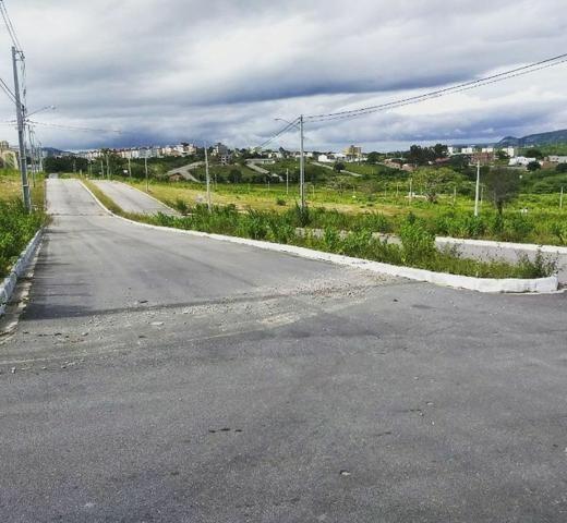 Pronto pra construir - Lote 12x30 - No melhor local de Caruaru - Mensais de 950 reais - Foto 10