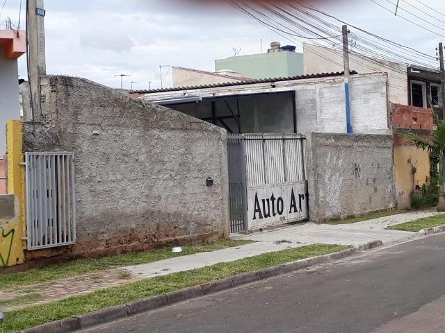 Terreno com pequena construção Tatuquara