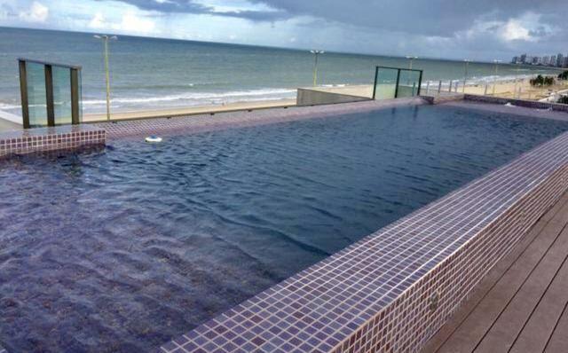 Excelente apartamento na beira mar de Piedade, 2 quartos - Foto 16