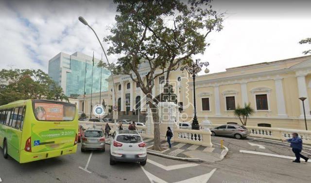 Sala para alugar, 22 m² por R$ 1.000,00/mês - Centro - Niterói/RJ - Foto 9