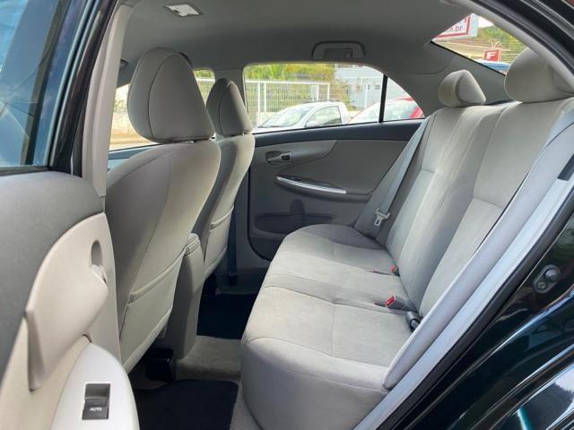 Toyota Corolla GLI 1.8 Flex Automtico 2014 - Foto 15