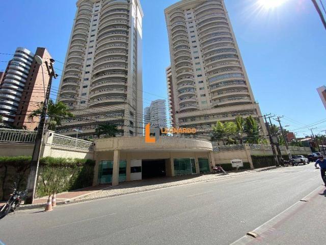 Apartamento Alto Padrão, Luxo à venda, 350 m² por R$ 3.990.000,00 - Meireles - Fortaleza/C - Foto 3