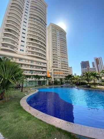 Apartamento Alto Padrão, Luxo à venda, 350 m² por R$ 3.990.000,00 - Meireles - Fortaleza/C - Foto 2