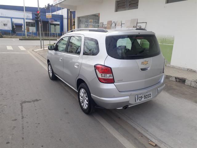 SPIN 2018/2018 1.8 LTZ 8V FLEX 4P AUTOMÁTICO - Foto 6