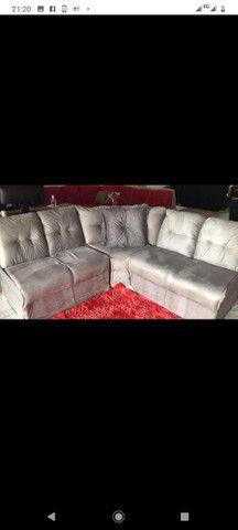 Black fradey sofás novos a partir de 499 corra e garanta já o seu - Foto 3