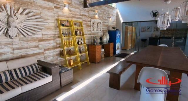 Casa com 5 dormitórios à venda, 350 m² por R$ 1.200.000 - Porto das Dunas - Aquiraz/CE - Foto 6