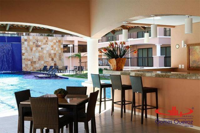 Apartamento com 3 dormitórios à venda, 136 m² por R$ 650.000,00 - Porto das Dunas - Aquira - Foto 18