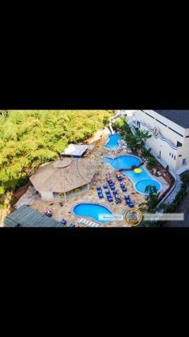 Alugo Flat no Golden Dolphin Grand Hotel em Caldas Novas
