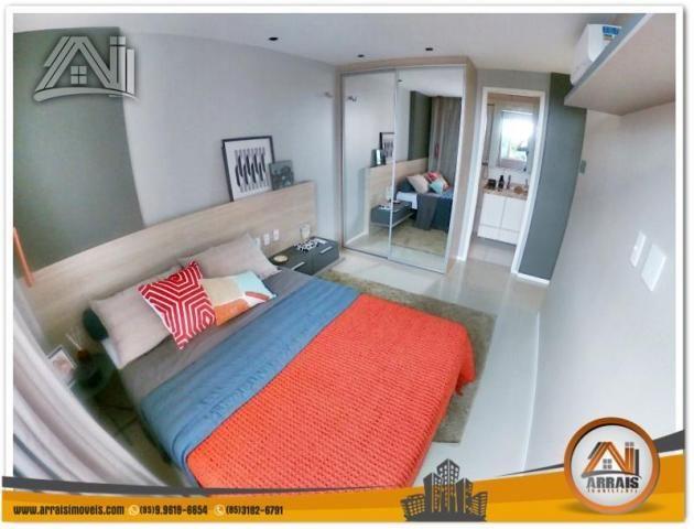 Apartamento com 2 Quartos mais Suite Master à venda no Bairro Benfica - AQUARELA CONDOMÍNI - Foto 12