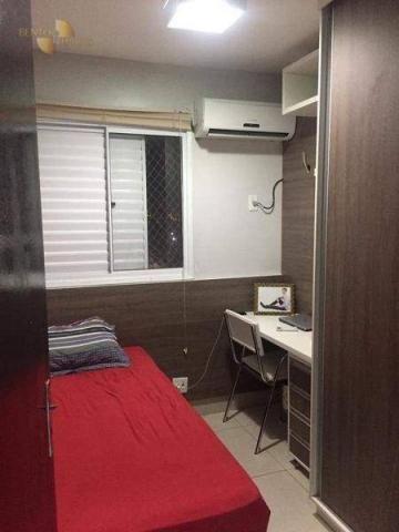 Apartamento com 2 dormitórios à venda, 56 m² por R$ 200.000,00 - Jardim Florianópolis - Cu - Foto 5