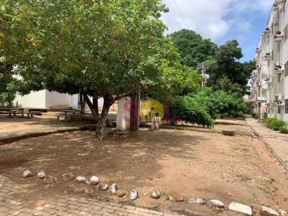 Apartamento com 2 dormitórios à venda, 46 m² por R$ 135.000 - Piçarreira - Teresina/PI - Foto 11