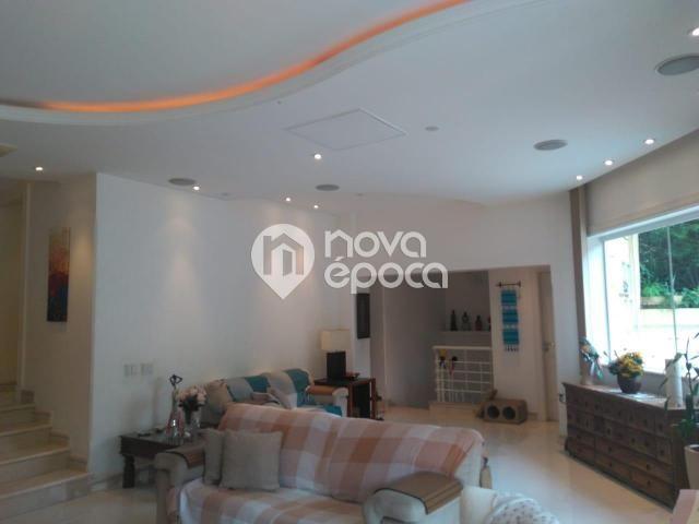 Casa à venda com 3 dormitórios em Cosme velho, Rio de janeiro cod:BO3CS42034 - Foto 2