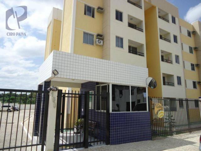 Apartamento à venda, 49 m² por R$ 150.000,00 - Messejana - Fortaleza/CE